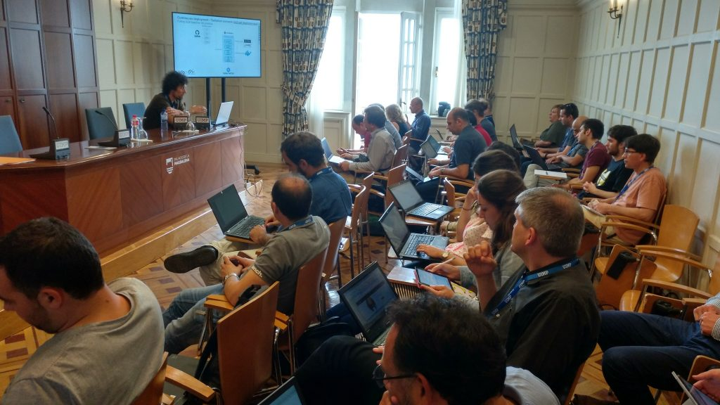 Report on the workshop: New challenges in Data Science: Big